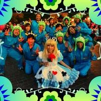 Disney Halloween 不思議の国のアリス