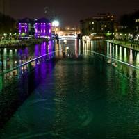 Le Pont - Canal Saint Martin #07