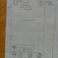Main Game Screen (sketches)