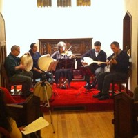Marhaba at Stone Church Concert, Bellows Fall VT, 2014