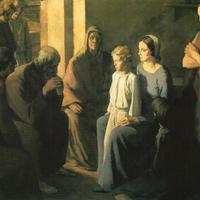 L'Enfance de Jesus - Grans Prix de Rome 1932