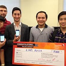 1st Place AT&T Hackathon