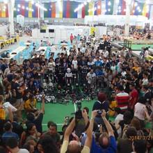 RoboCup 2014 in Brazil