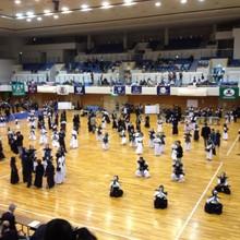 神戸市少年少女剣道大会