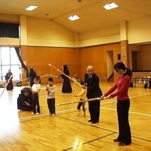 2014年 剣道体験教室