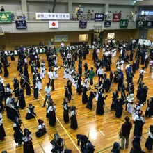 第43回 芦屋東ライオンズクラブ 少年剣道大会