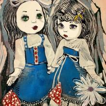 Kerttu ja Kerttu /Gretel and Gretel