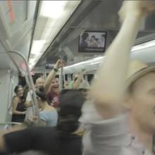 Dancing Metro