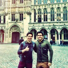 In Brussels for a weekend