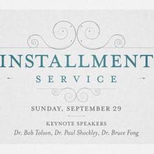 ID: Installment Service at Bethel