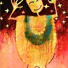 Joy with Stardust /SOLD