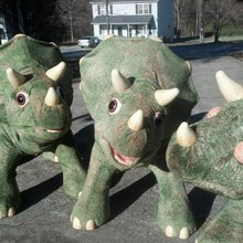 The Triceratops Gang