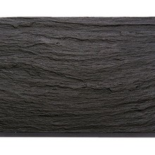 Rectangular Slate Plate with Foot