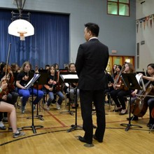 Mark Tse with Sistema Aeolian