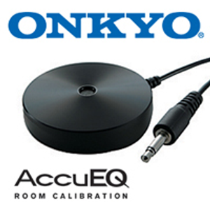 Onkyo AccuEQ Speaker Calibration