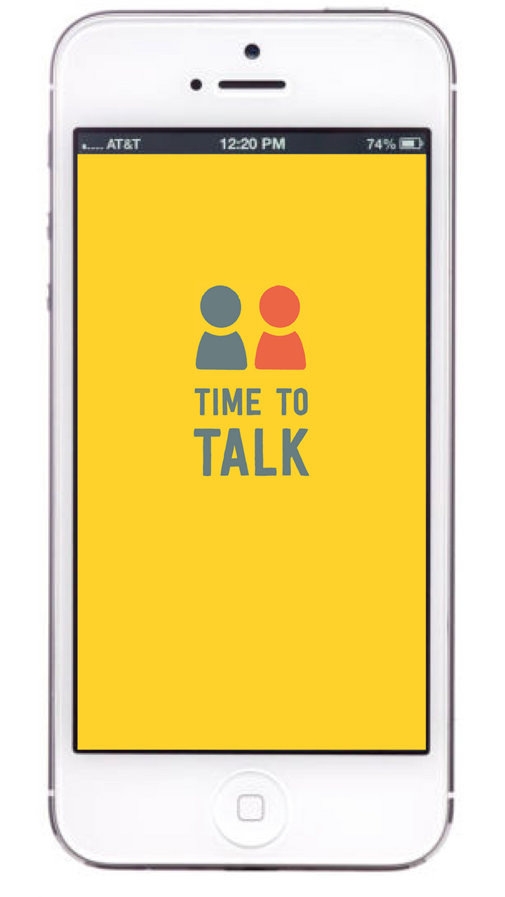 Time To Talk - The App