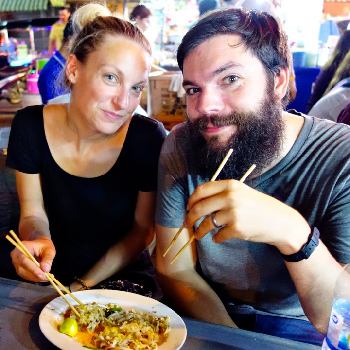 Street Food Tour China Town Bangkok