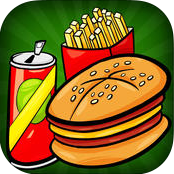 Diner Burger Story - Switch, Swap and Move Delicious Restaurant Symbols