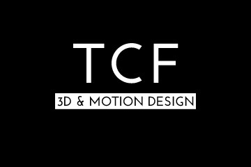 Logo de TCF 3D & Motion Design en Freelance
