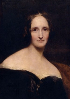 Mary Shelley , Vibrant, Intelligent
