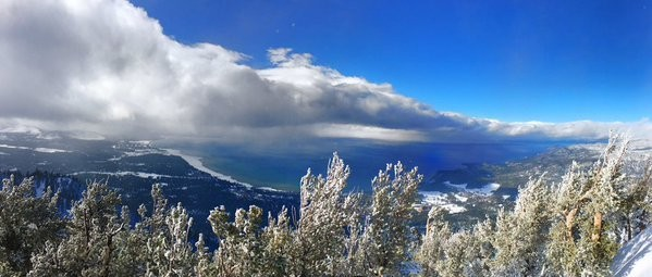 on top of #TahoeDreamin