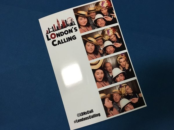French team at #Londonscalling #funtime. Can't wait to do the same in Paris!
