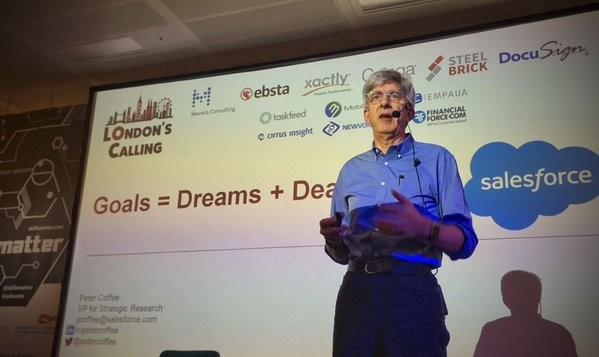 Latest formula fields from @petercoffee at @LDNsCall closing keynote