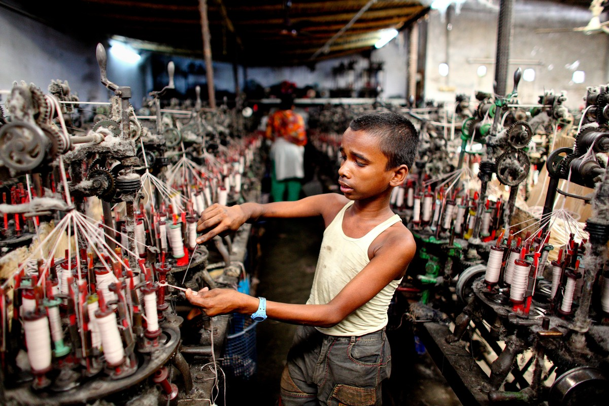 CHILD LABOR IN GARMENT FACTORY - RL EXPERT GROUP: REPUTATION RISKS MANAGED