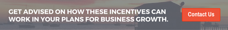 Goverment Incentives for Business Growrh