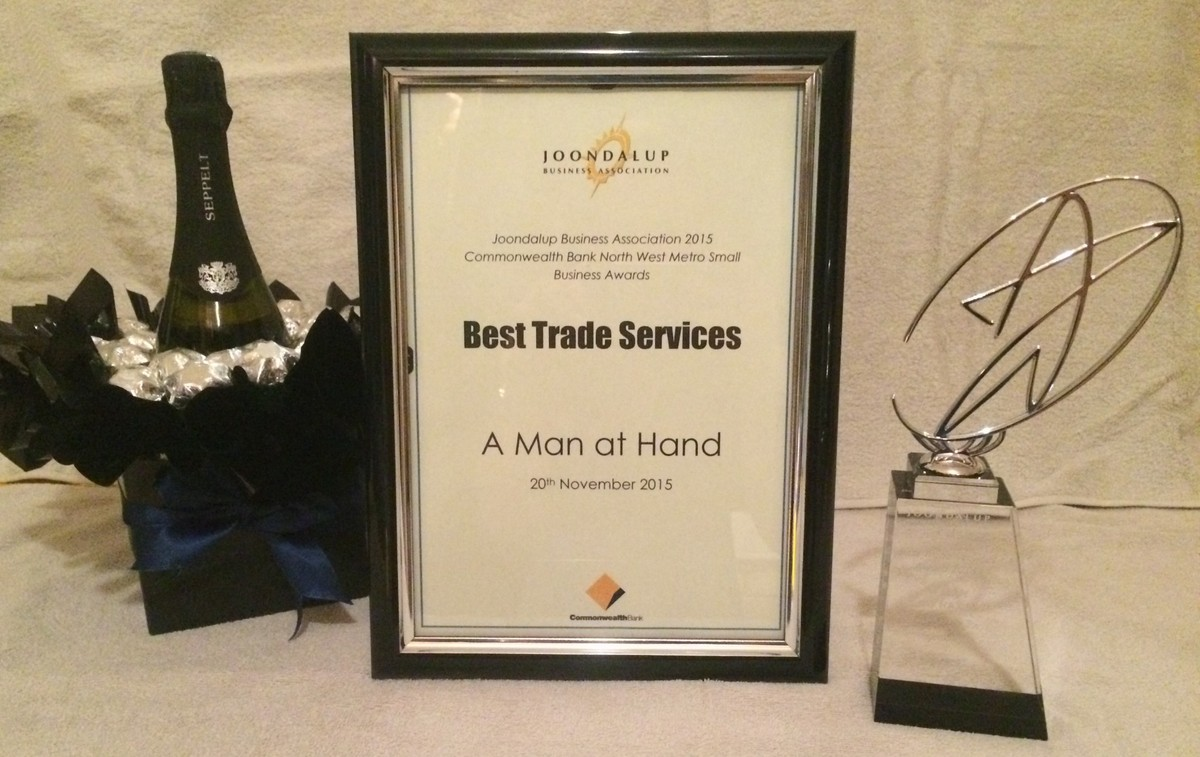 Best Trade Services Award
