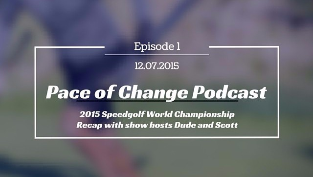 The Pace Of Change Podcast - Episode 001