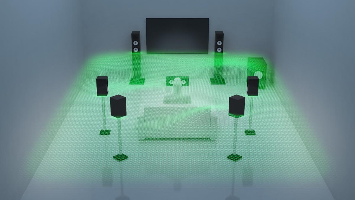Onkyo AccuEQ Speaker Calibration