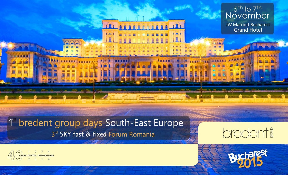 1st bredent group days South-East Europe 3rd  SKY fast & fixed Forum | 3rd  SKY fast & fixed Forum