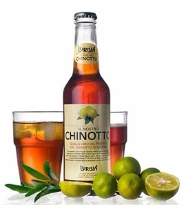 chinotto lurisia bottle
