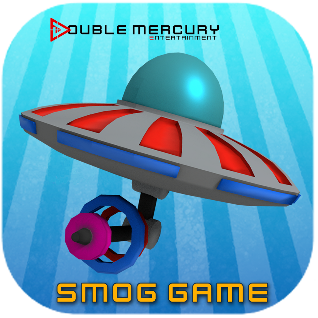 Smog Game Title Screen