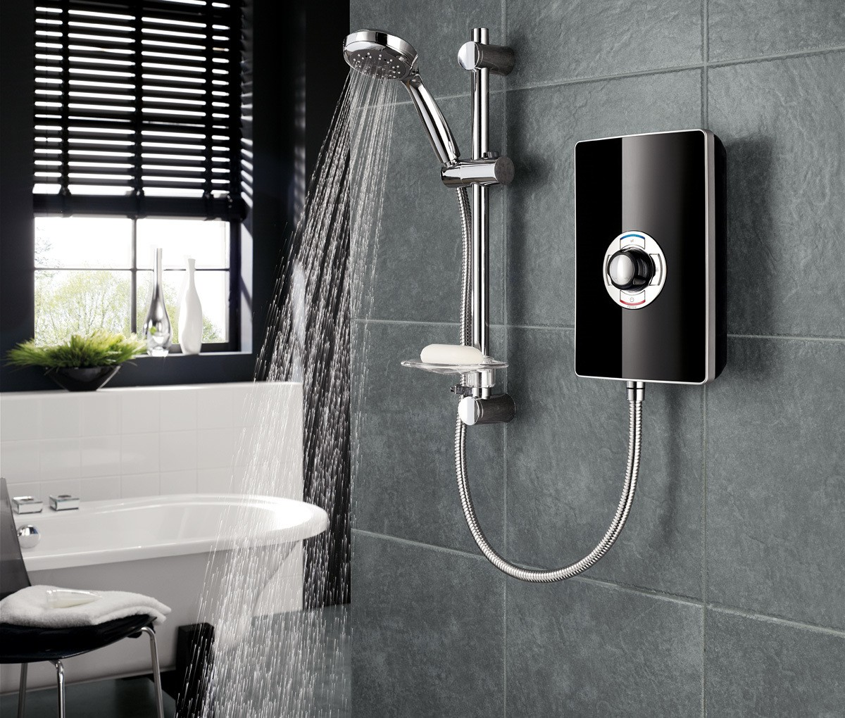 best electric shower