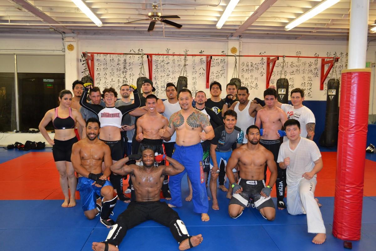 Dragon House MMA