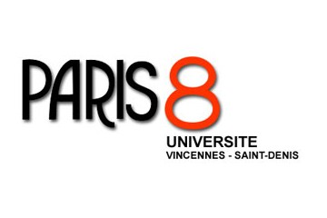 Logo de l'université Paris 8 Vincennes - Saint-Denis