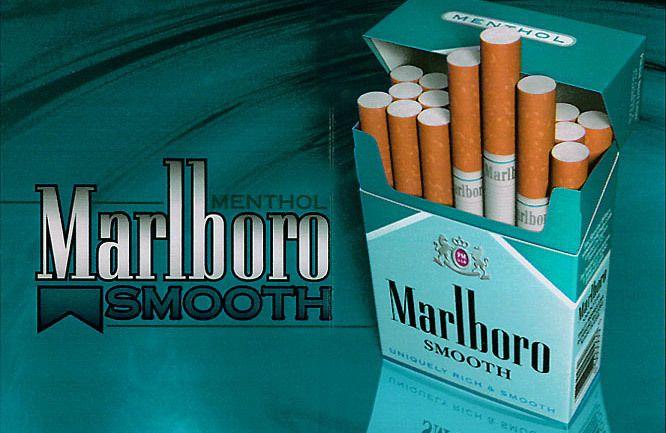 Marlboro Cigarettes Types