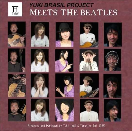 YUKI BRASIL PROJECT MEETS THE BEATLES