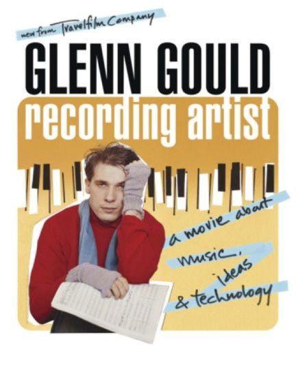 Ormond Gigli Glenn Gould Recording Artist poster Sharon Watts Randall Martin