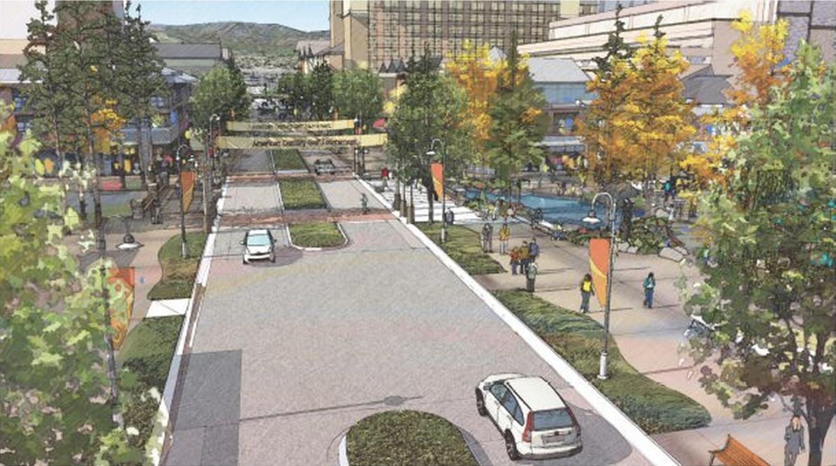 Complete Street Concept