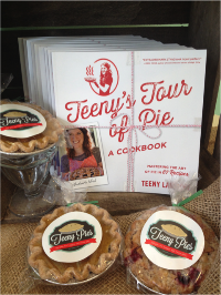 Teeny Pies, Teeny's Pies, Pies DC, Holiday Market