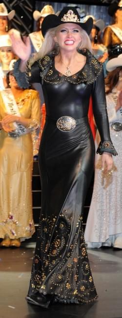 Miss Rodeo America 2015  Lauren Henton