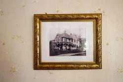 Old Photograph on the Wall
