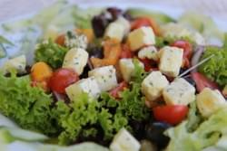 Greek fata salad