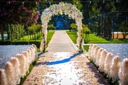 Wedding arch-Wedding design by Events Boutique