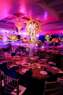 Nautical event by Events Boutique
