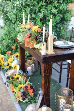 Garden wedding, Events Boutique
