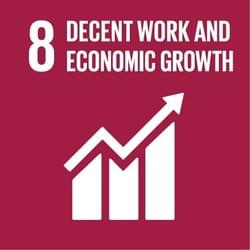 United Nation's Sustainable Development Goals: Decent Work and Economic Growth
